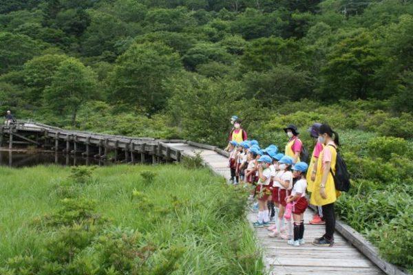 赤城山ハイキング